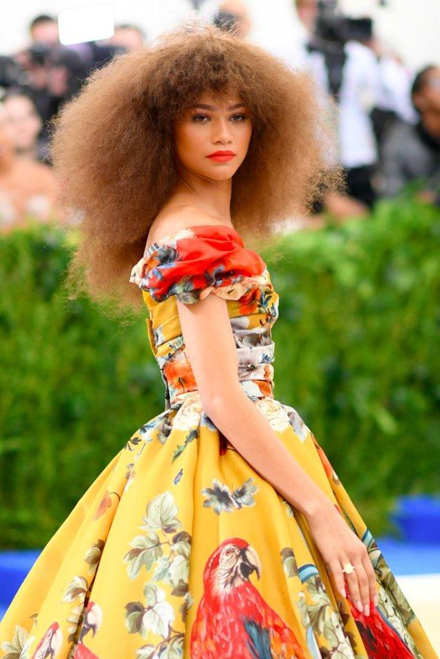Zendaya-Hair-Makeup-Met-Gala-2017